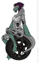 Cyborg Nessie