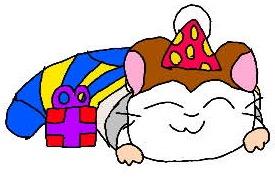 Happy Birthday Snoozer!