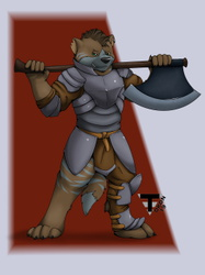 Uac Halffang-Armor