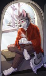 [ych] Snow Day
