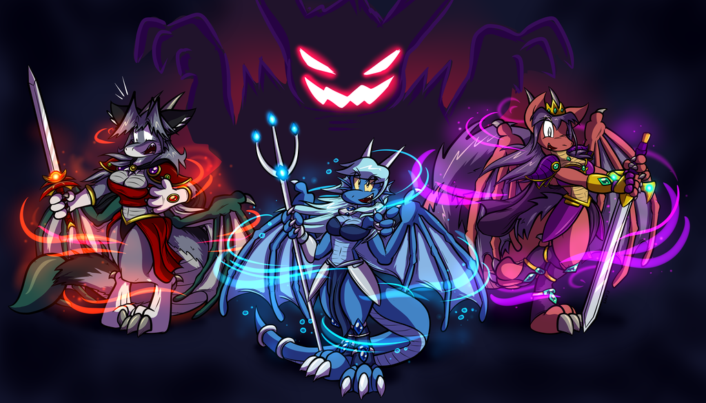 Magical Dragon Girls (Virmir feat Toast)