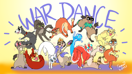 The Ferretverse War Dance