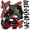 Chibi Icon of Demowolf