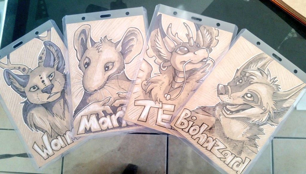 FurDU badges!