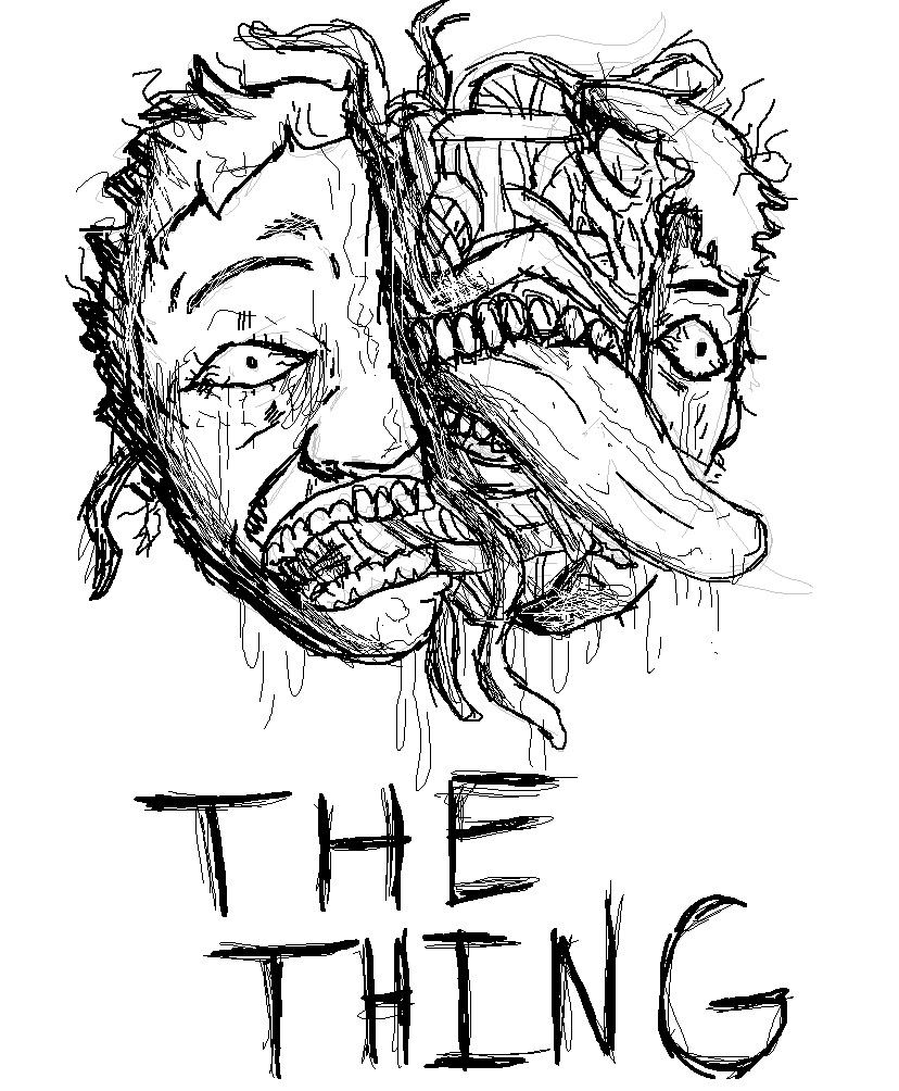 Most recent image: THE THING
