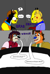 The Ginormous Misadventures (7/31)