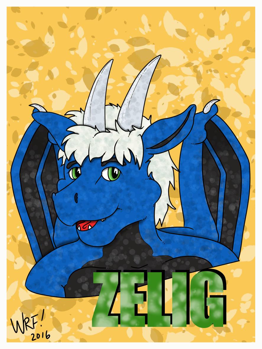 Most recent image: Zelig MWFF Badge