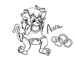 Um... I do not think those are teething rings, Aura...