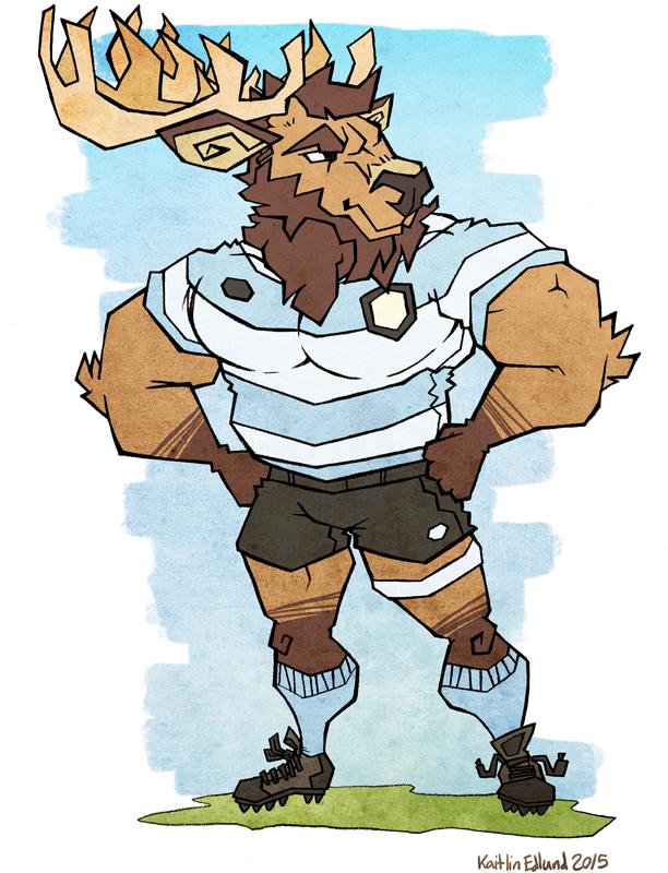 Rugby Elk
