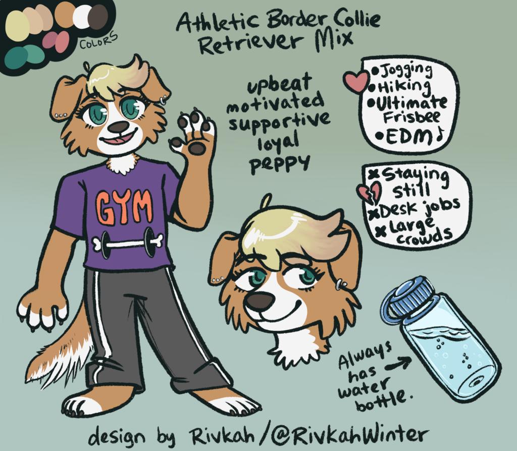 Athletic Doggo Adopt