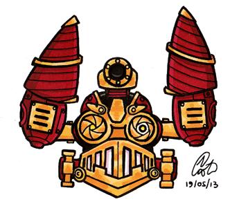 Skylanders: Drill Sergeant
