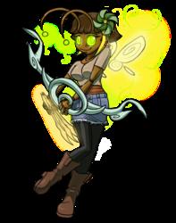 Firefly Girl