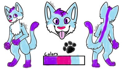 Mang the Cat fursuit adoptable