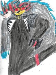 Guilty Echidna 12: Shadow-1