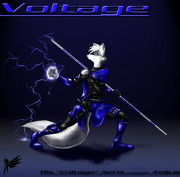 R-Force: Voltage