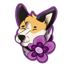 Ender and his flower