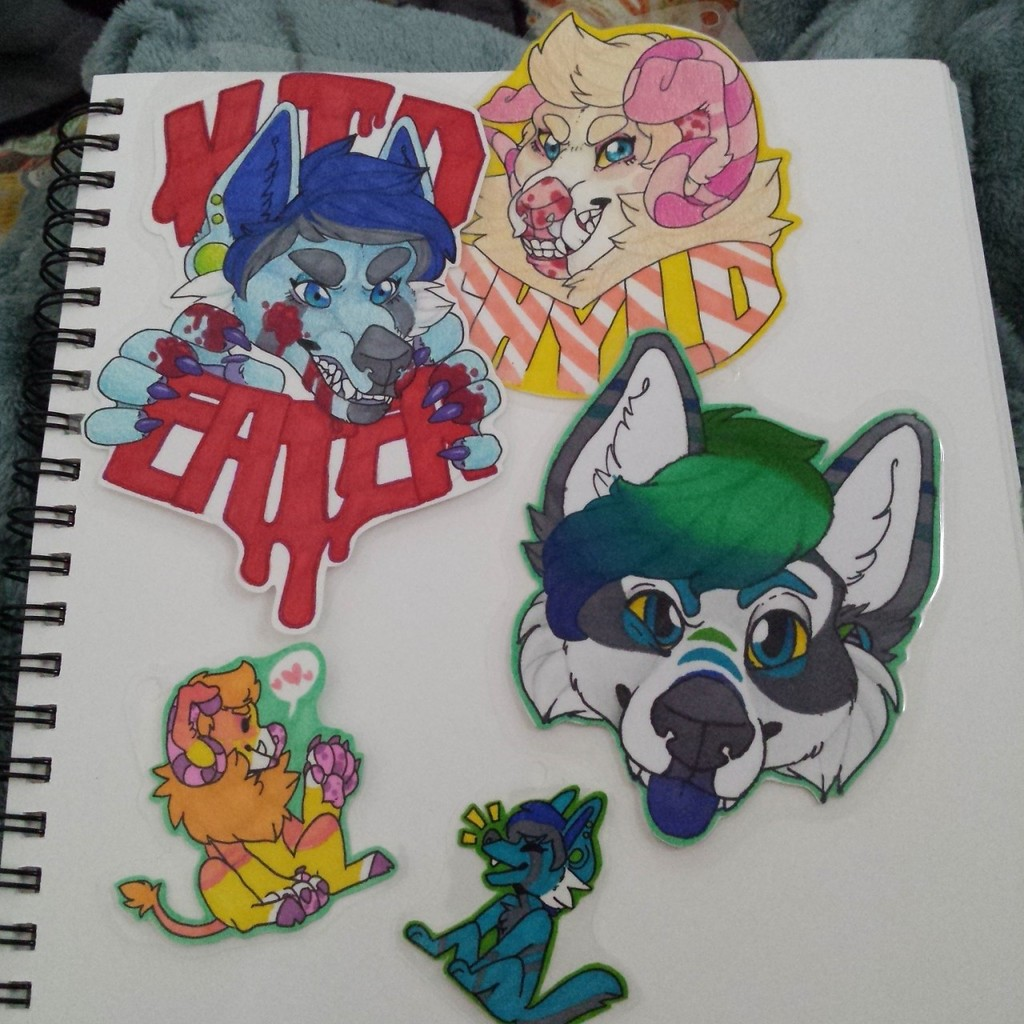 Badge commissions