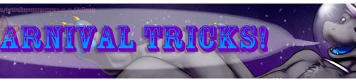 Commission - Carnival-Tricks Banner