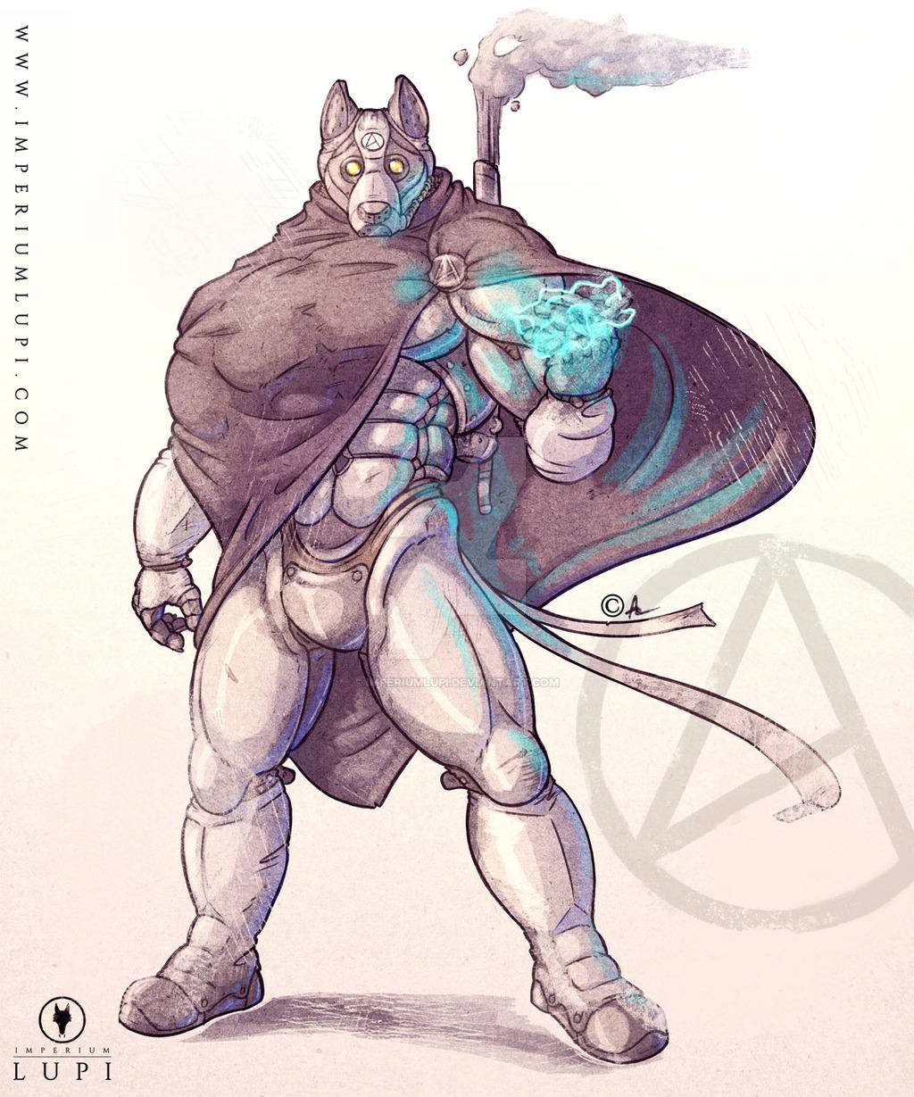 Most recent image: Imperium Lupi - Eisenwolf Colour