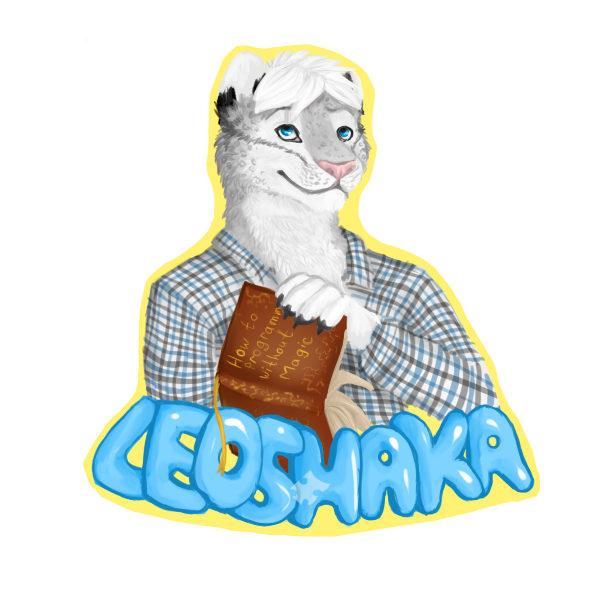 Most recent image: My badge