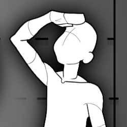 Giant Woman Practice (Cleaner Outline)