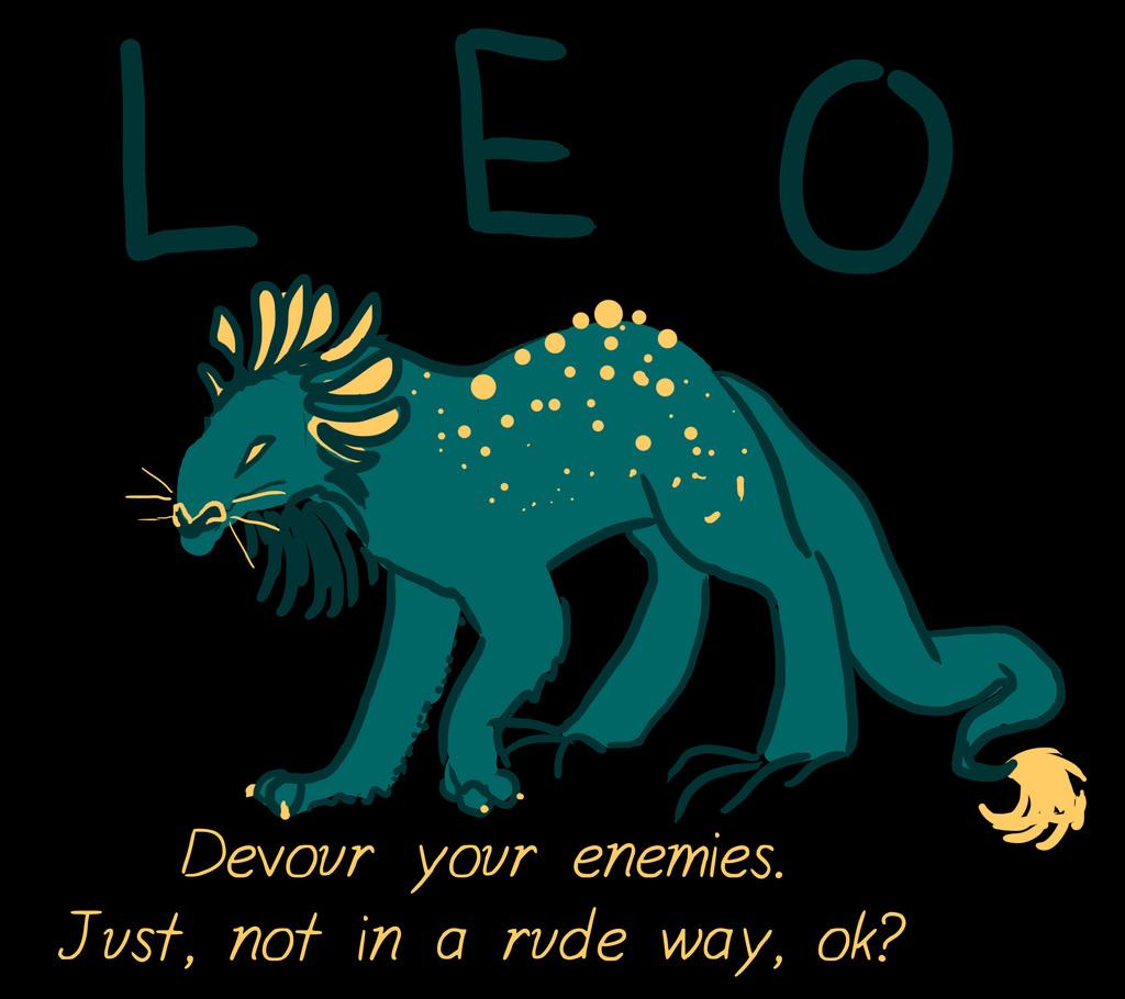 Zodiac Mutants- Leo