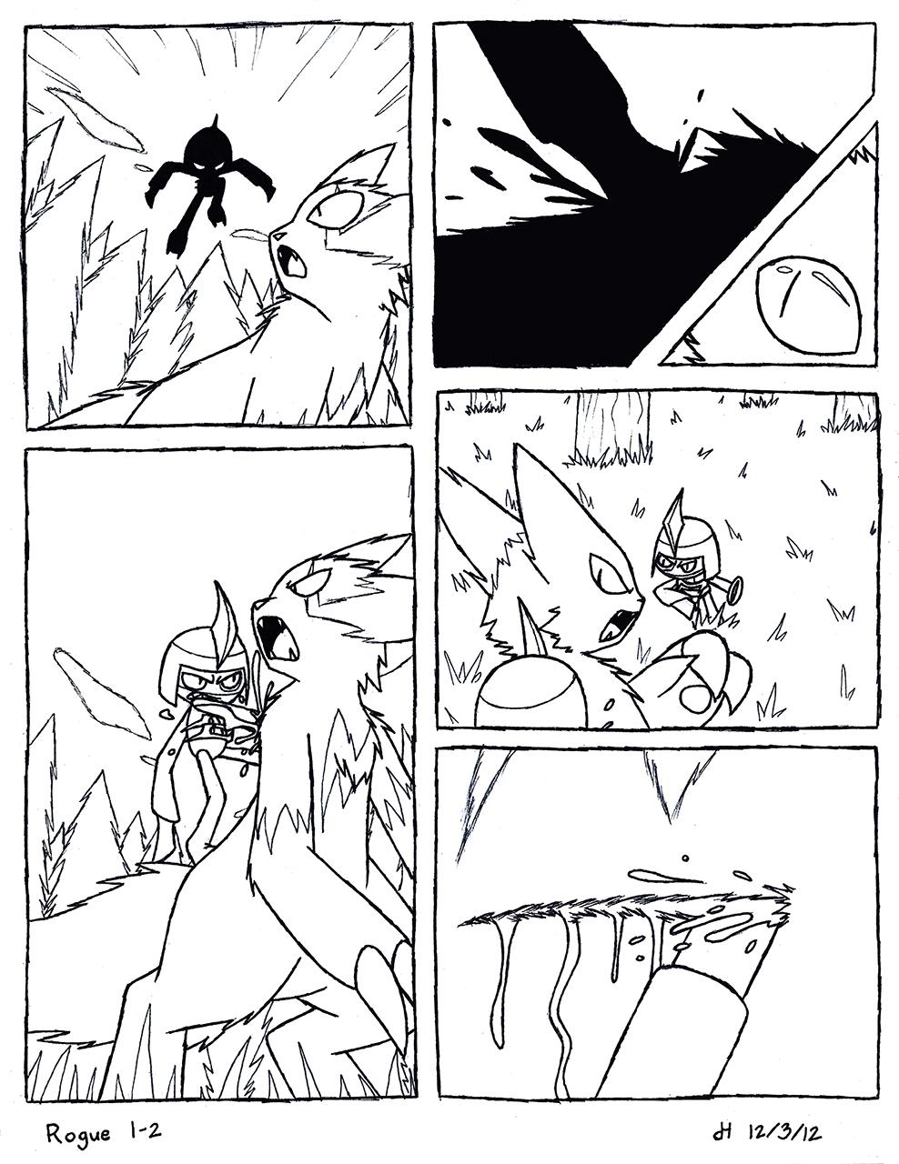 Rogue 1-2 Sketch