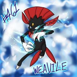 2012-Weavile