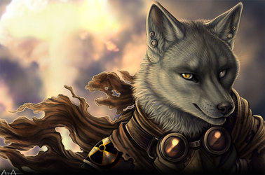 Fallout Fox