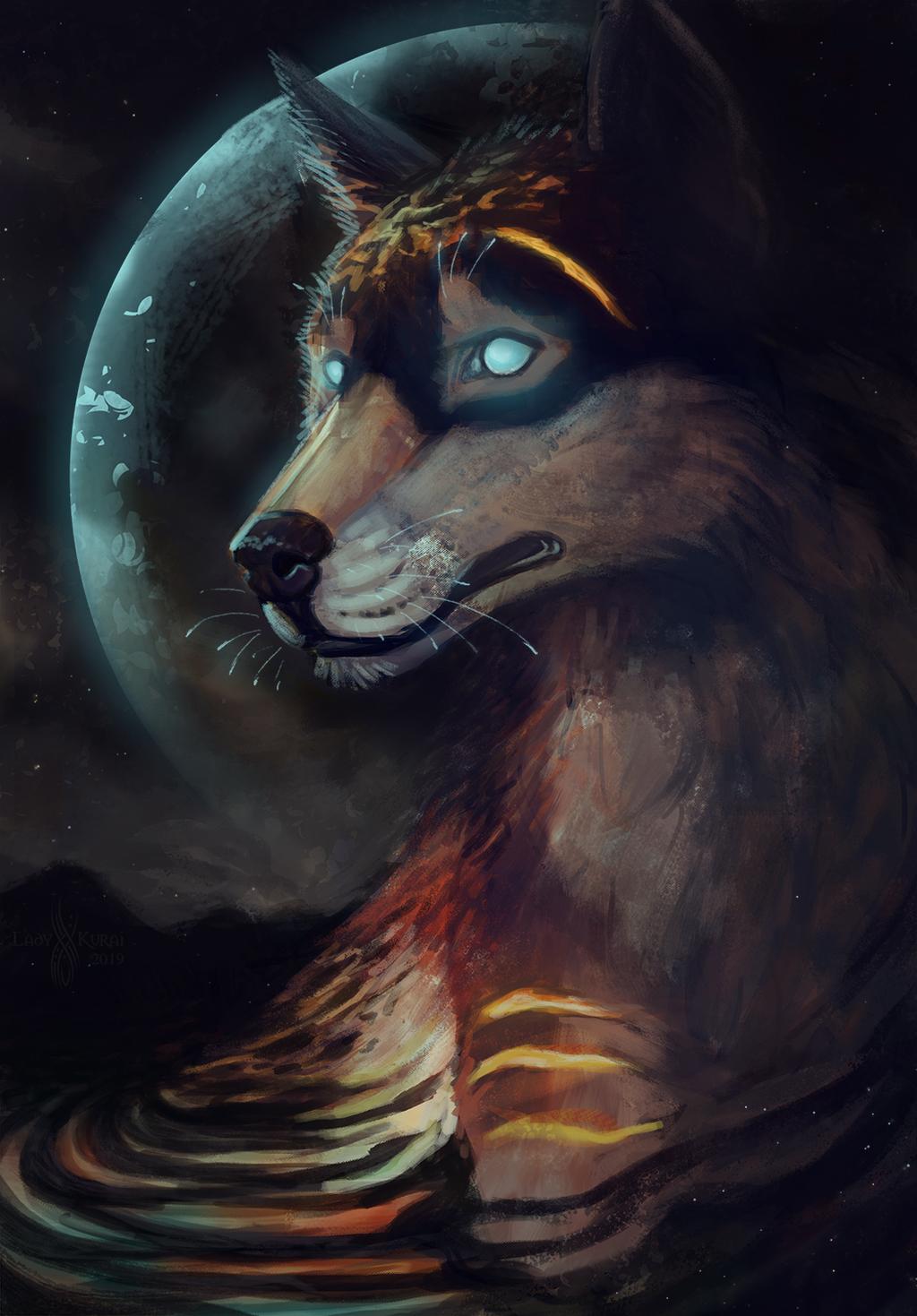 Dark Side of the Moon by Lady Kurai