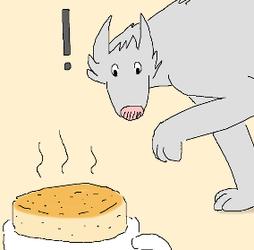 Too Much Mug Cake
