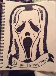The Scream.