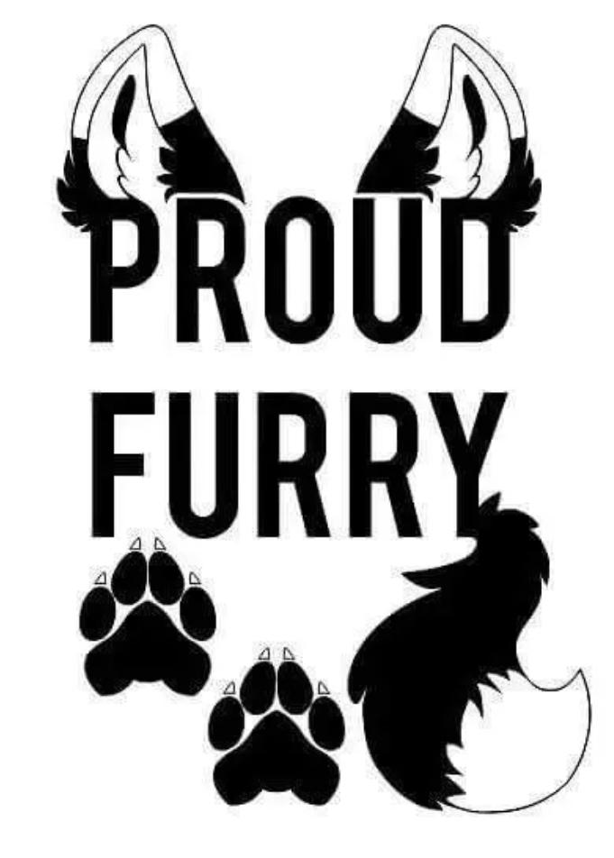 I am a proud swedish furry.