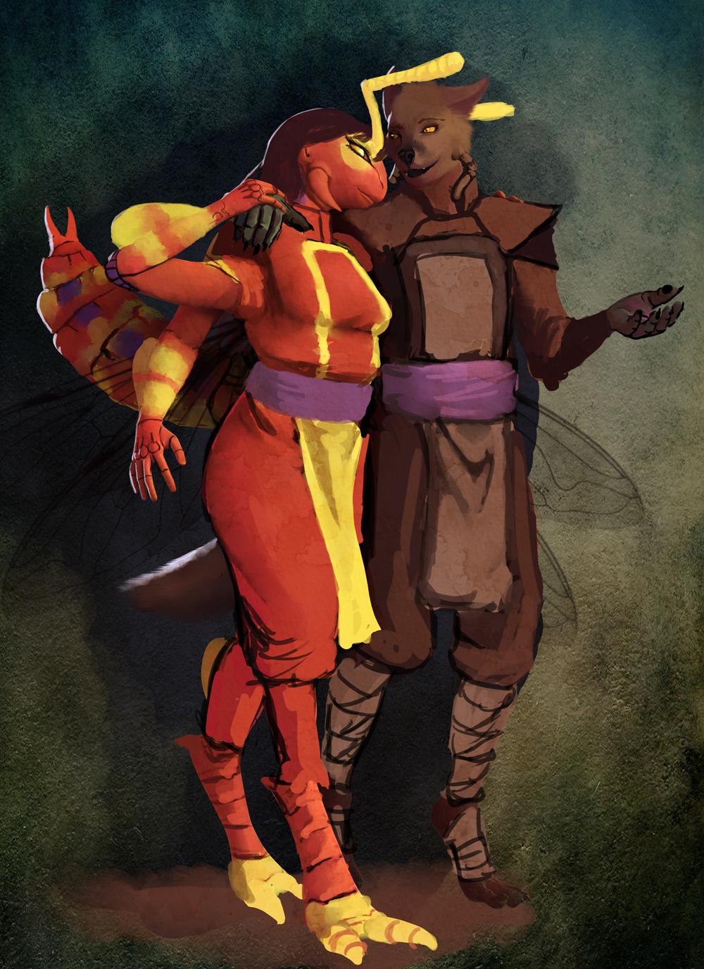 Rdeysheik and Mordosheik