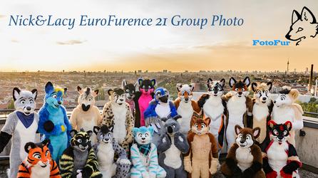 EuroFurence 21 Fursuiting.com Group photo 1