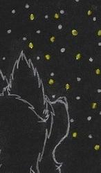 Sketchtober 8th - Star