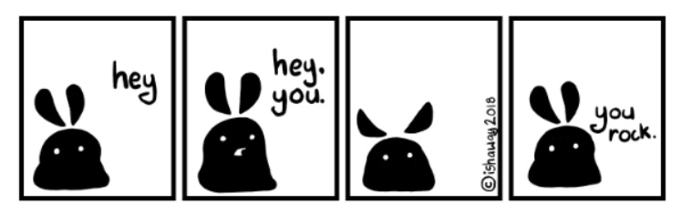 Blob Bunny - Nov 28