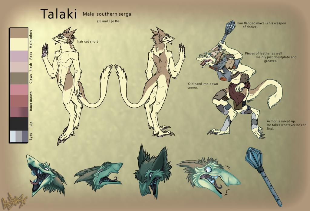 Talaki Reference