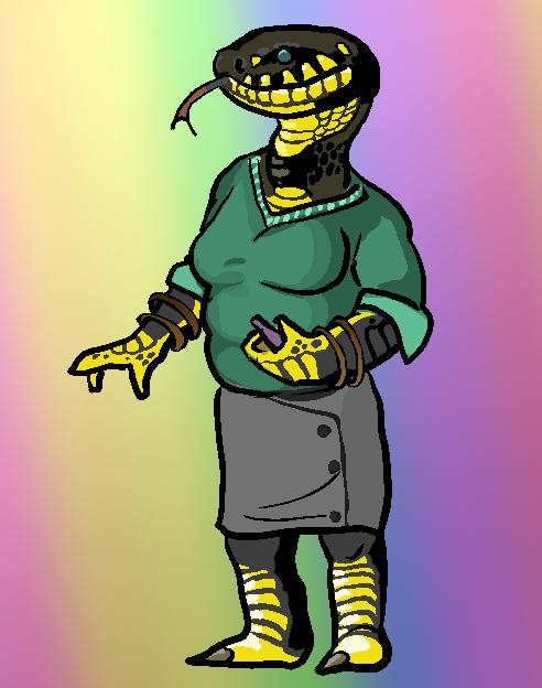 Business Snake