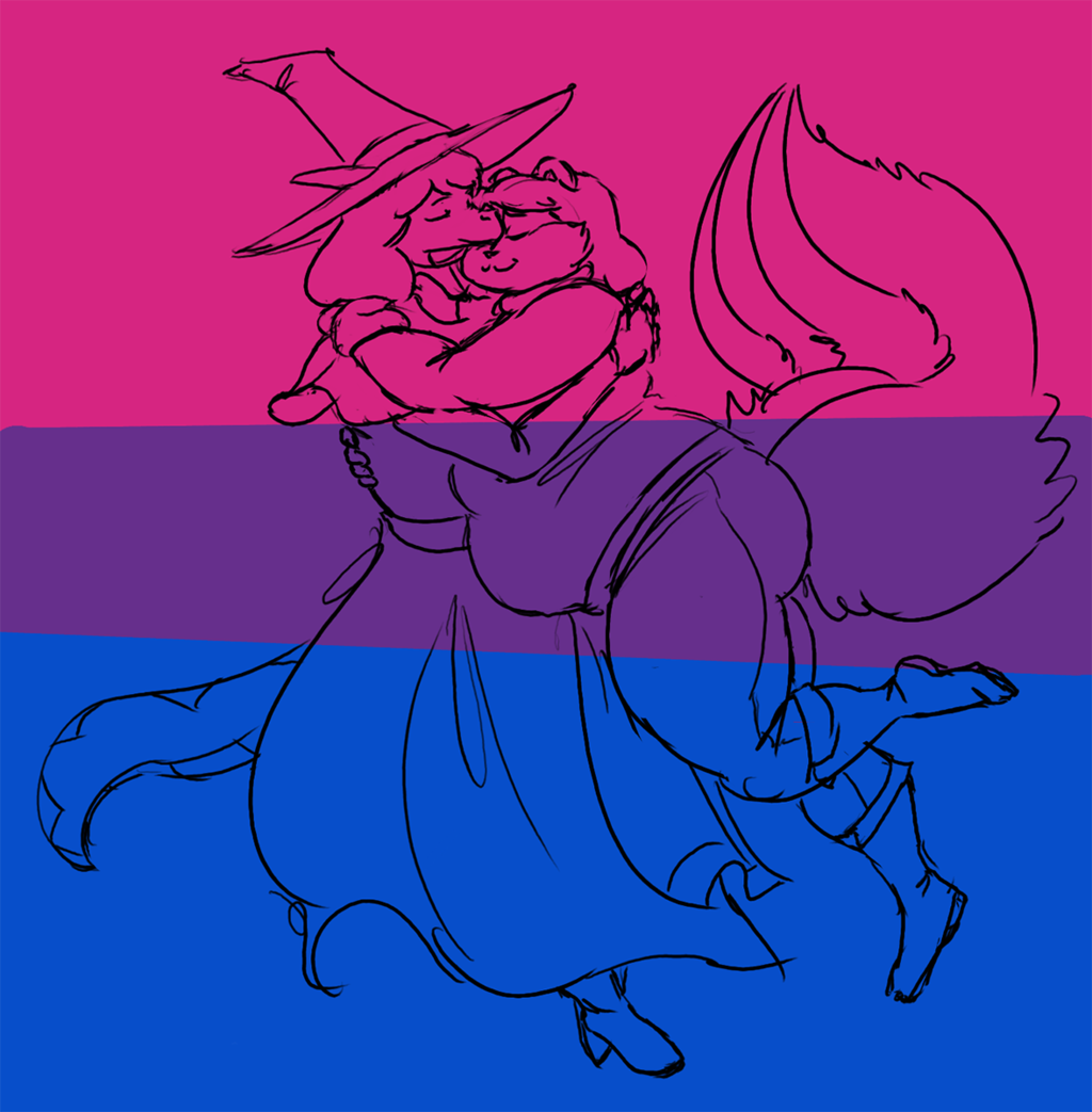 pride witches