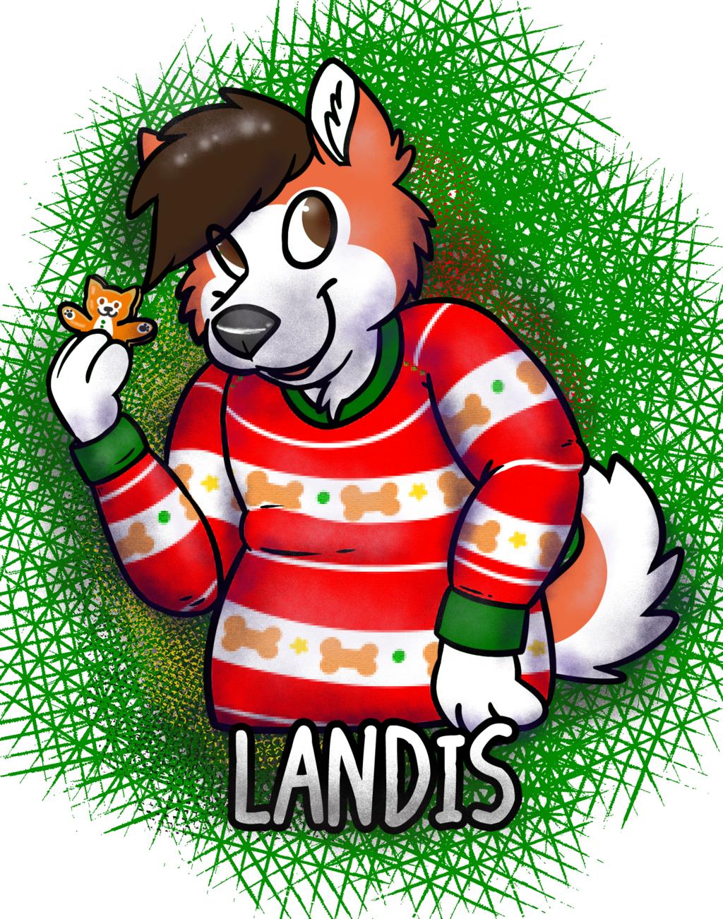 Most recent image: Landis Badge