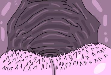 Baydrake Back of Throat