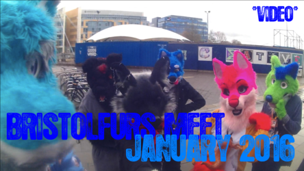 BristolFurs Meet January 2016 Video