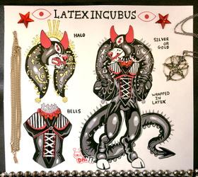 (OPEN) Latex Incubus