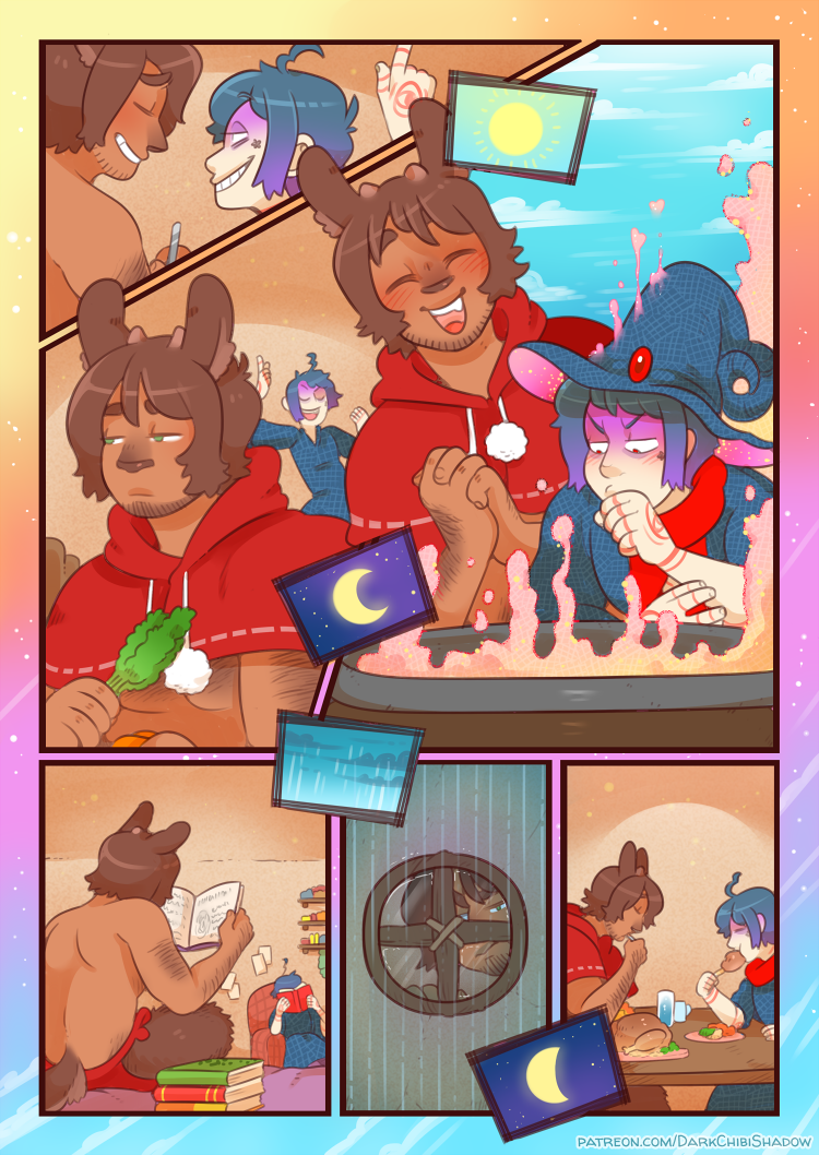 Solanaceae - Prologue Chapter 1 - Page 21