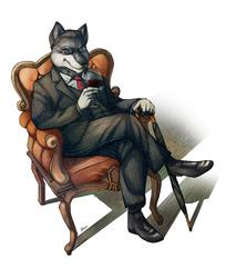 The Sharp-dressed Man