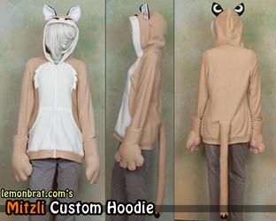 Mitzli Custom Hoodie!