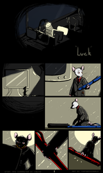 """""""Luck"""" - Page 1"""