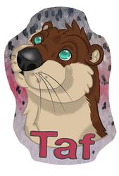 Taf Badge by HyenaGreyscale