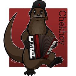 Chekhov the Otter